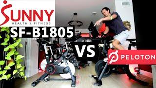Peloton Bike+ vs Sunny SF-B1805 // plus Peloton Conversion Chart