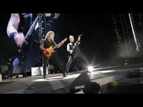 Metallica: A Look at James & Kirk's Guitar Rigs
