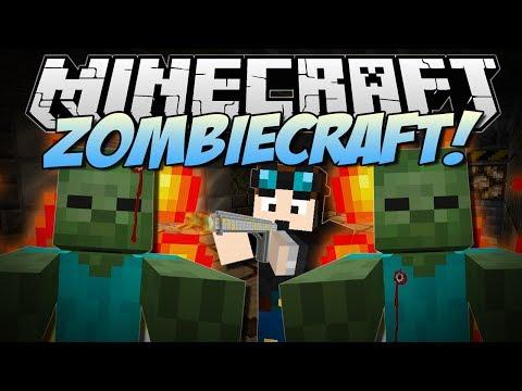 Minecraft | ZOMBIECRAFT 3! (Call of Duty style Zombies & Guns!) | Mod Showcase