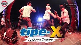 [OFFICIAL MB2016] SERUNYA TIPE-X! Bawain Lagu KARENA CEMBURU [Konser Mari Berdanska 2016 Bandung]