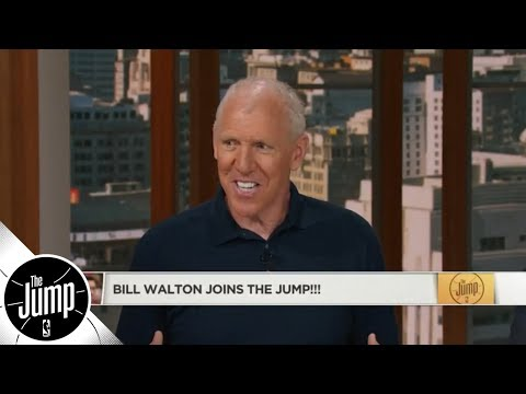 Bill Walton joins The Jump to gush about E3 2018 and esports | The Jump | ESPN