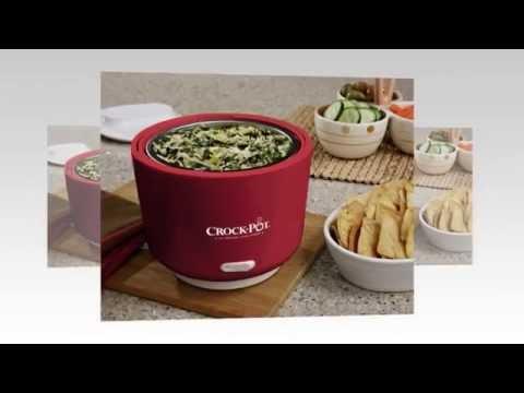Crock Pot SCCPLC240 BL SHP Lunch Crock Food Warmer