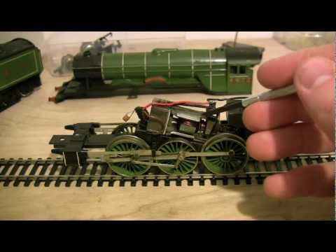 oorail.com | OO gauge Flying Scotsman (4472) Restoration Project Tri-ang / Hornby R.855N