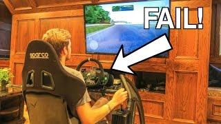 DIY Drift Handbrake Sim Racing | Daikhlo
