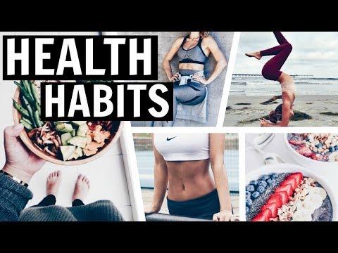 15 Habits & Mindsets of Really Healthy People / Nika Erculj