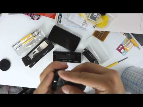 Moto 360 Watch - Pebble Steel Watchband Install and Resizing