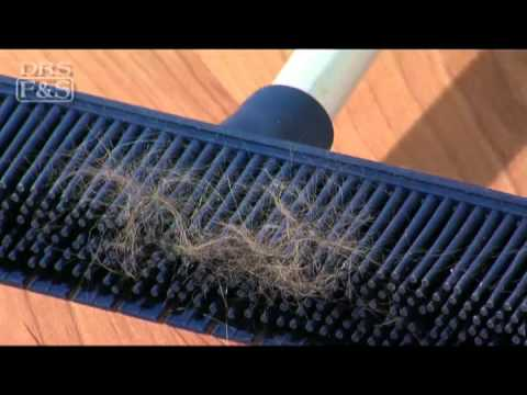 Pet Hair Cleanup: Fur Be Gone Broom | DrsFosterSmith.com