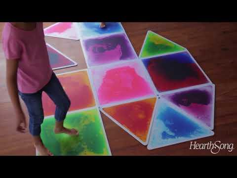 Captivating Color Liquid Tiles SKU# 732293 - HearthSong