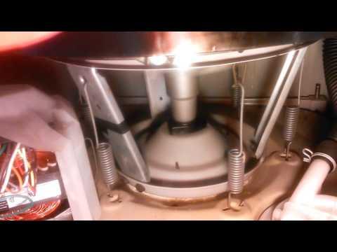 Maytag Atlantis MAV7600AWW  Spin Cycle