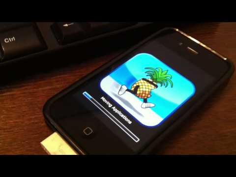 How to hacktivate iPhone iOS 5.1.1 without original sim card