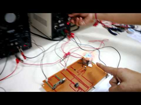 wireless dc motor controlled using pwm