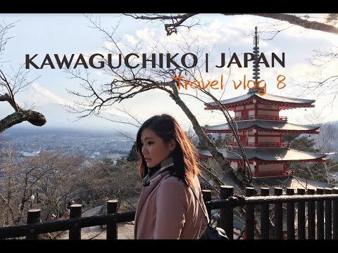 Tokyo, Japan [TRAVEL VLOG #008] Kawaguchiko with Zanne