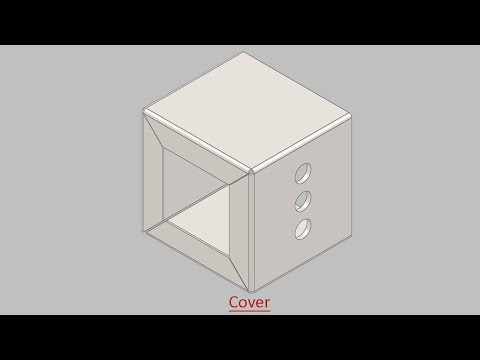 Sheet Metal-Forming Tools (SolidWorks)