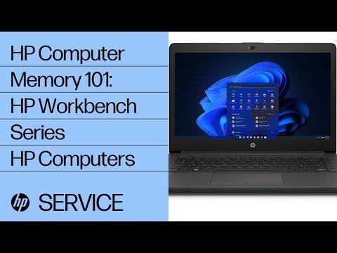 HP Computer Memory 101: HP Workbench Series