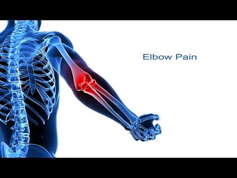 5 Steps to Elbow Pain Relief