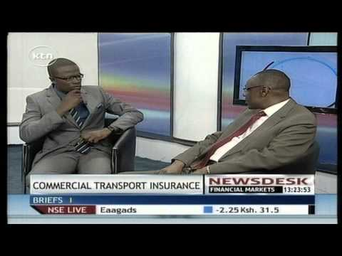 Business Talk on Commercial Transport Insurance
