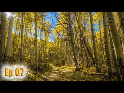 Colorado Photography Adventure Fall 2017 (Ep 07)