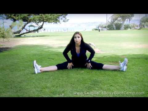 Fitness La Jolla - Great Stretches for Sore Legs