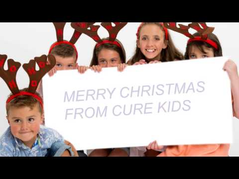Merry Christmas from Cure Kids