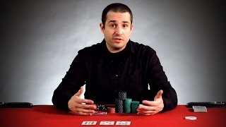 How to Make & Keep a Poker Face | Poker Tutorials