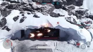 STAR WARS  Battlefront Walker  Assult Gameplay