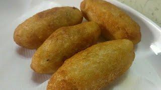 ब्रेड चिकन रोल्स | Bread Roll Recipe | Lunch box recipe |