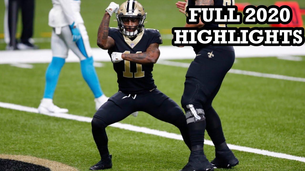 Deonte Harris FULL 2020 Season Highlights