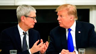 LIVE: President Trump arrives in Austin for tour of Apple facility | KVUE