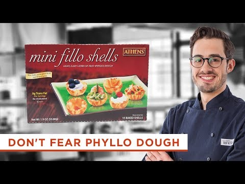 Why You Should Keep Frozen Phyllo Dough on Hand, Plus Tips on How to Work With it