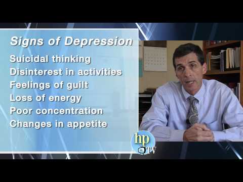 Is Your Teenager Depressed? Video