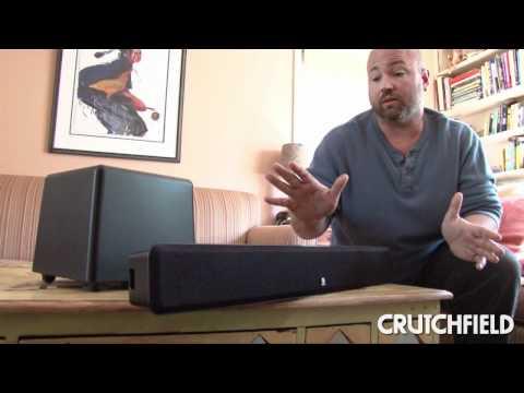 Choosing a Sound Bar | Crutchfield Video