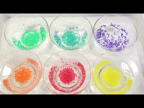 How To Make Glow In The Dark Orbeez!