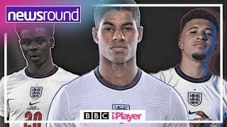 RACISM & the ENGLAND football team | What you need to know | Newsround