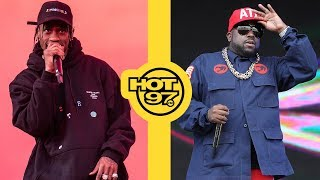 Travi$ Scott & Big Boi Congratulations You Played Yourself For Performing During Super Bowl