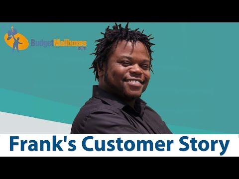 BudgetMailboxes.com | Favorite Customer Story | Frank