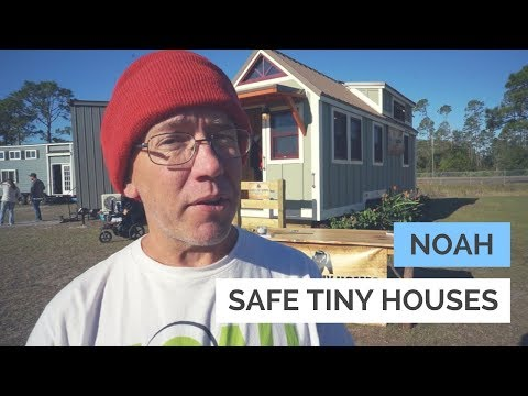 NOAH Certified Tiny Houses on Wheels - Safe Tiny Houses inspections & Regulations