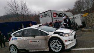 DMACK World Rally Team: Monte Carlo Tyre Test