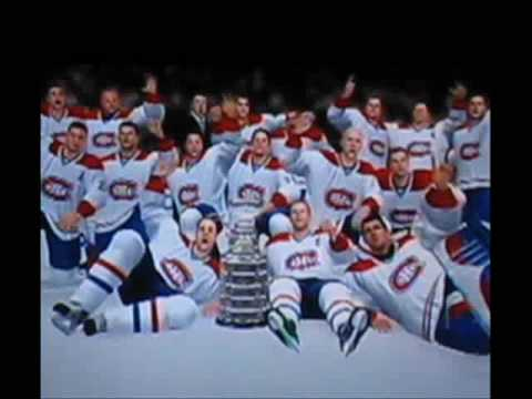 MONTREAL CANADIENS NHL09 STANLEY CUP CHAMPIONS!