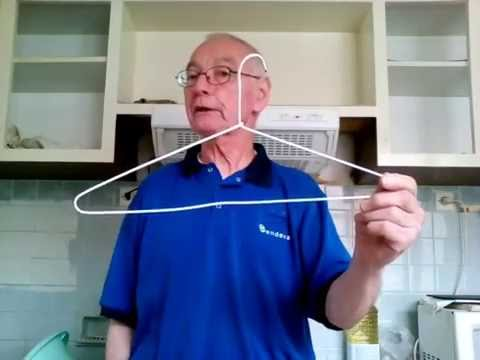 How to make and use Dowsing rods