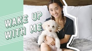 Wake Up With Me | My Morning + Workout Routine