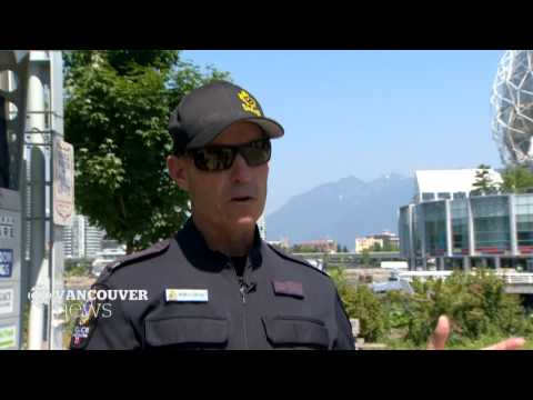 CBC News Vancouver: Bike thefts down in Vancouver but cyclists make it easy to steal, police say