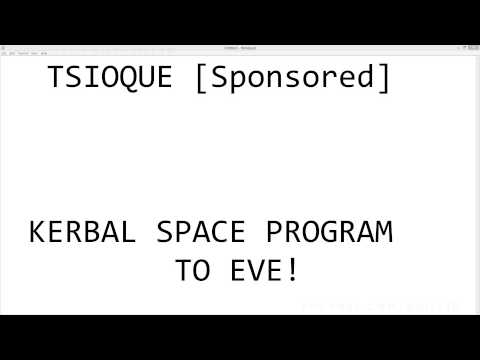 LIVESTREAM: Tsioque, Kerbal Space Program, and TF2