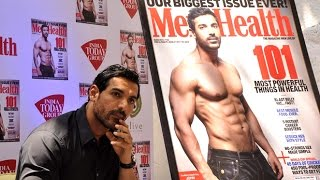 John Abraham Launches The Latest Issue Of