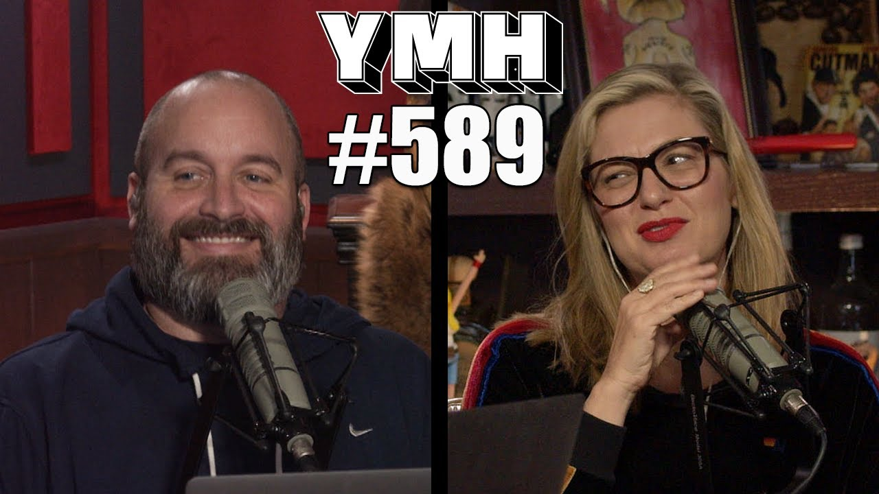 Your Mom's House Podcast - Ep.589