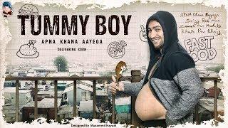 Tummy Boy   Gully Boy Spoof   Harsh Beniwal