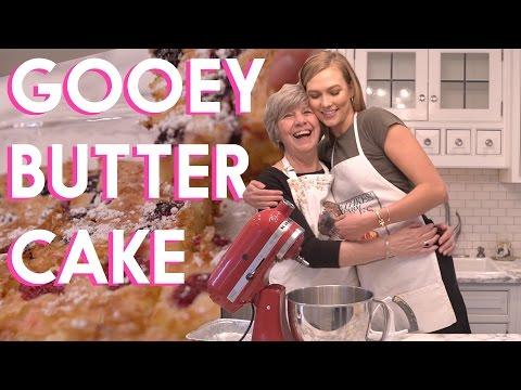 How To Make Gooey Butter | Karlie Kloss