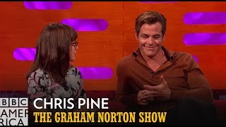 Fans React to Chris Pine