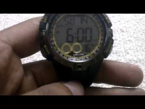 Timex T5K421 Marathon Digital Watch Review
