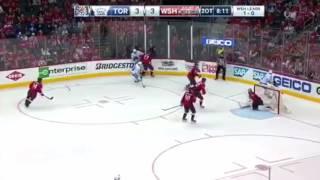 Kasperi Kapanen Scores Game Winner in Double Overtime Thriller - Leafs vs. Capitals - Game 2