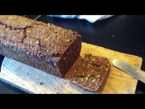 Danish Rye Bread Recipe - Original